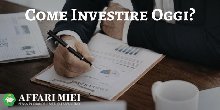 Investir intelligemment dans les affaires