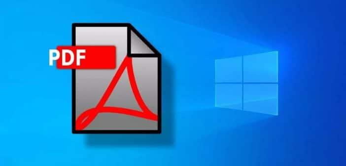 Comment effacer des pages dans un fichier PDF?