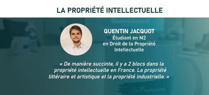 Tout savoir sur la propriété intellectuelle